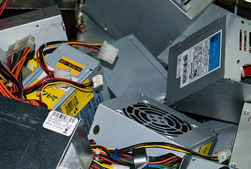 Výkup elektroodpadu