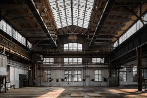 Vyklízení průmyslových objektů